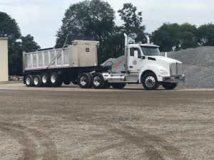 24 ft aluminum dump trailer 2