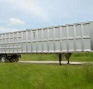 Aluminum Ejector Trailers