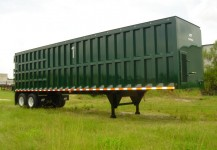 Steel Ejector Trailers