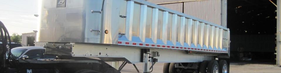 Trailer of the Month – WRDT-AA-3232-2 Aluminum Dump Trailer